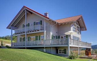 Sonnleitner - Musterhaus Attergau