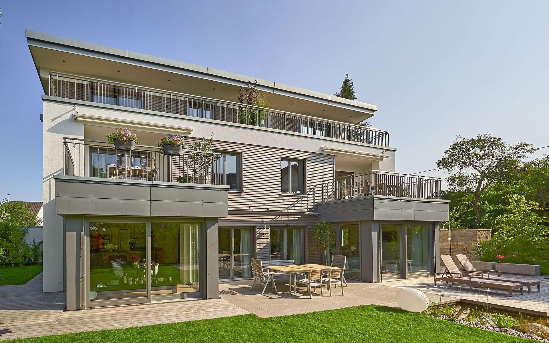 Brunnthal von Sonnleitner Holzbauwerke GmbH & Co. KG