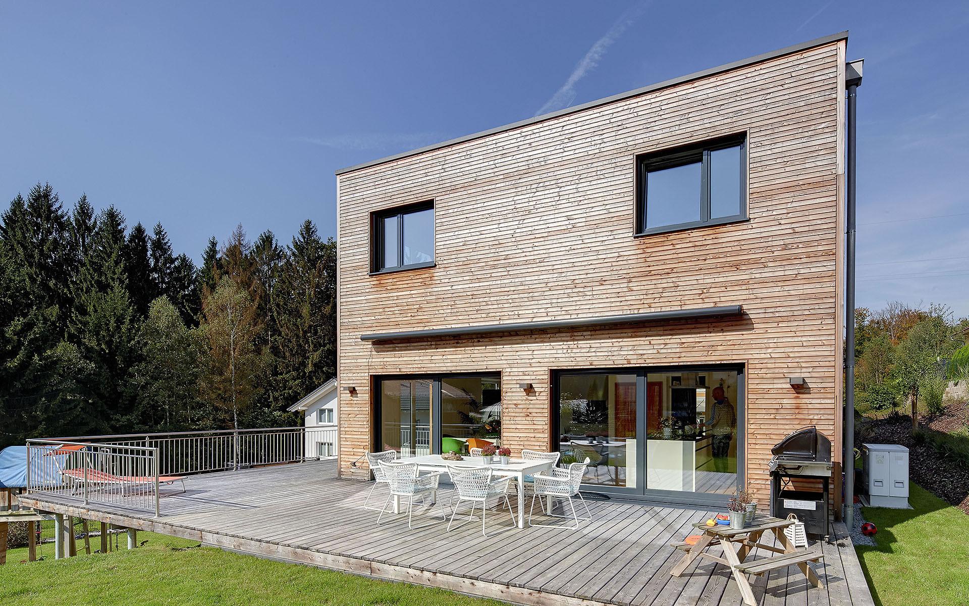 Gwandtner von Sonnleitner Holzbauwerke GmbH & Co. KG