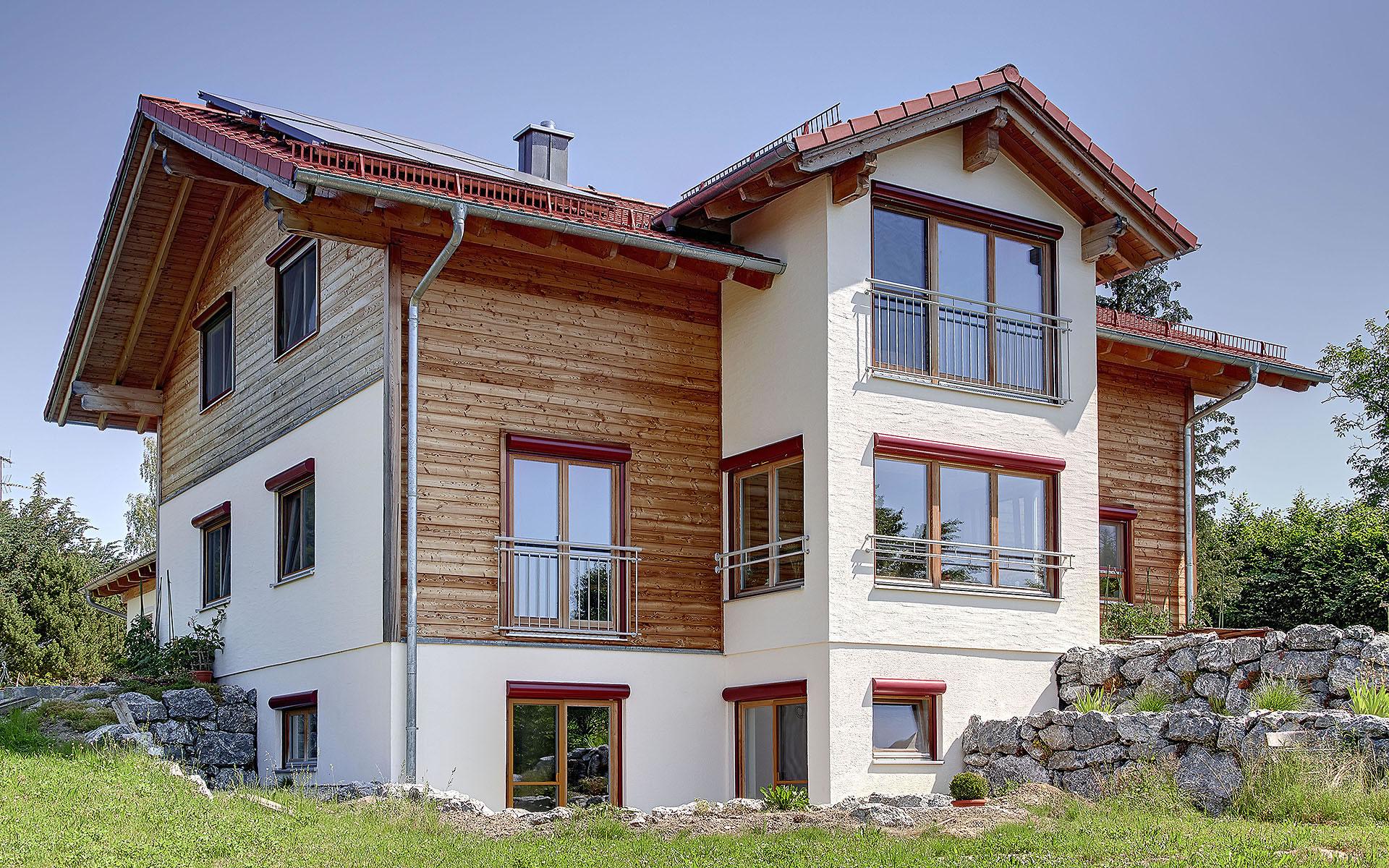 Mailinger von Sonnleitner Holzbauwerke GmbH & Co. KG