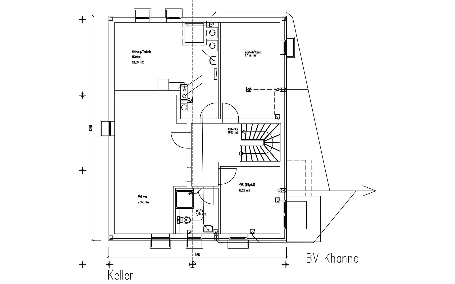 Keller Oberbayern von Sonnleitner Holzbauwerke GmbH & Co. KG