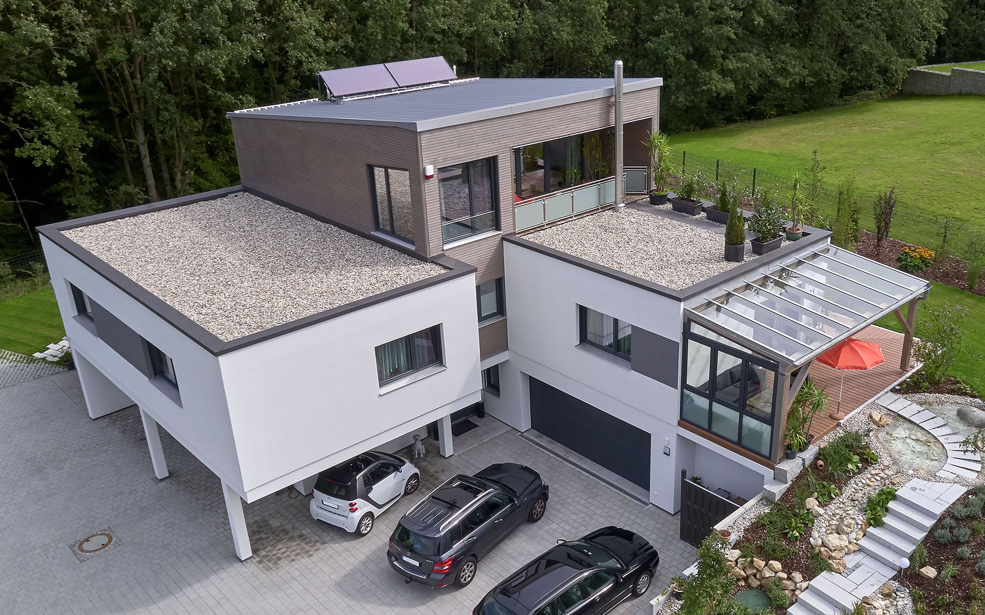 Rodler von Sonnleitner Holzbauwerke GmbH & Co. KG