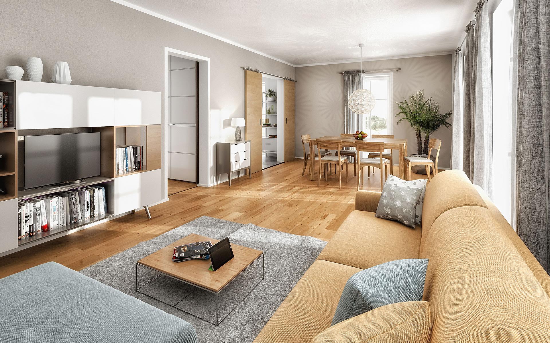Bodensee 129 von Town & Country Haus Lizenzgeber GmbH