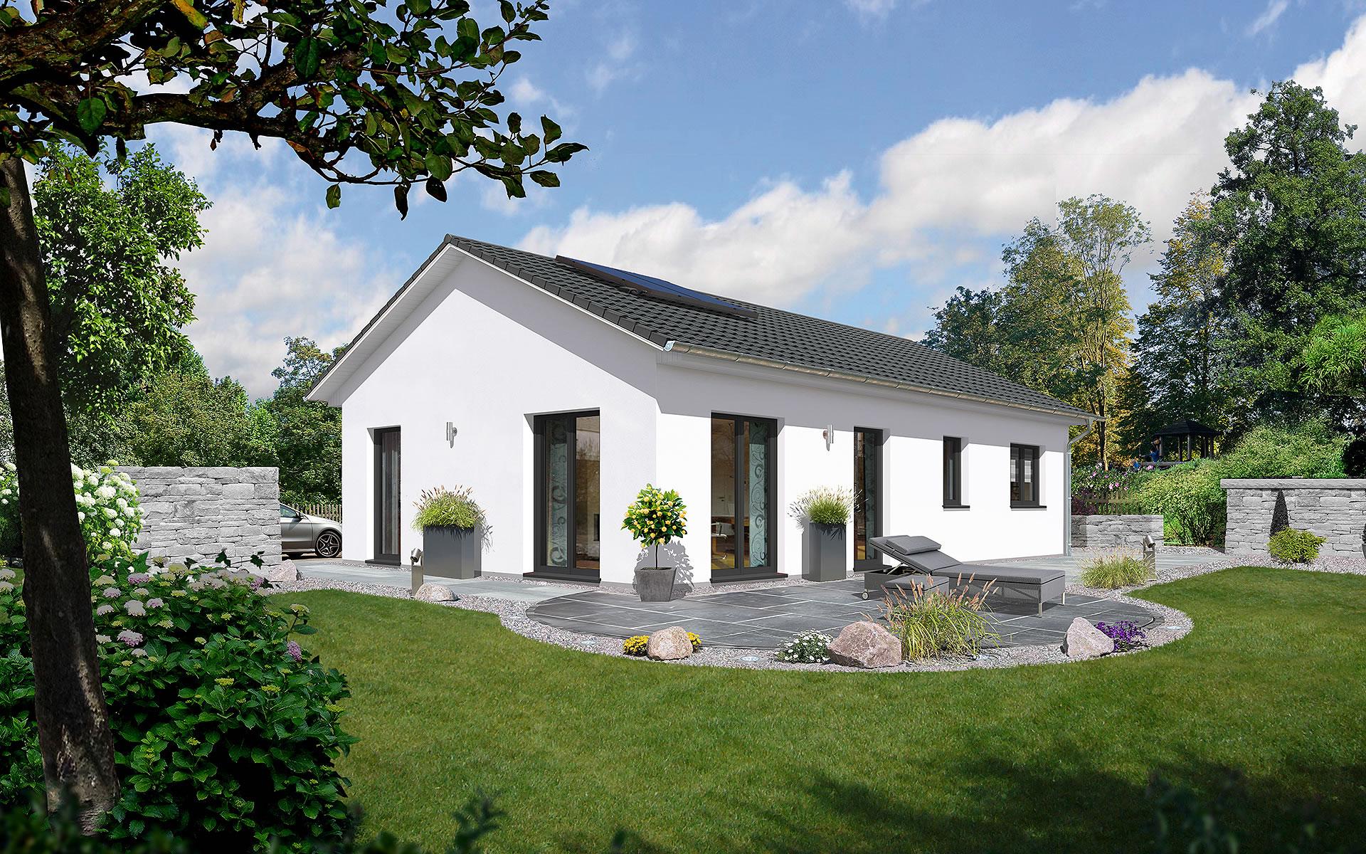 Bungalow 100 von Town & Country Haus Lizenzgeber GmbH