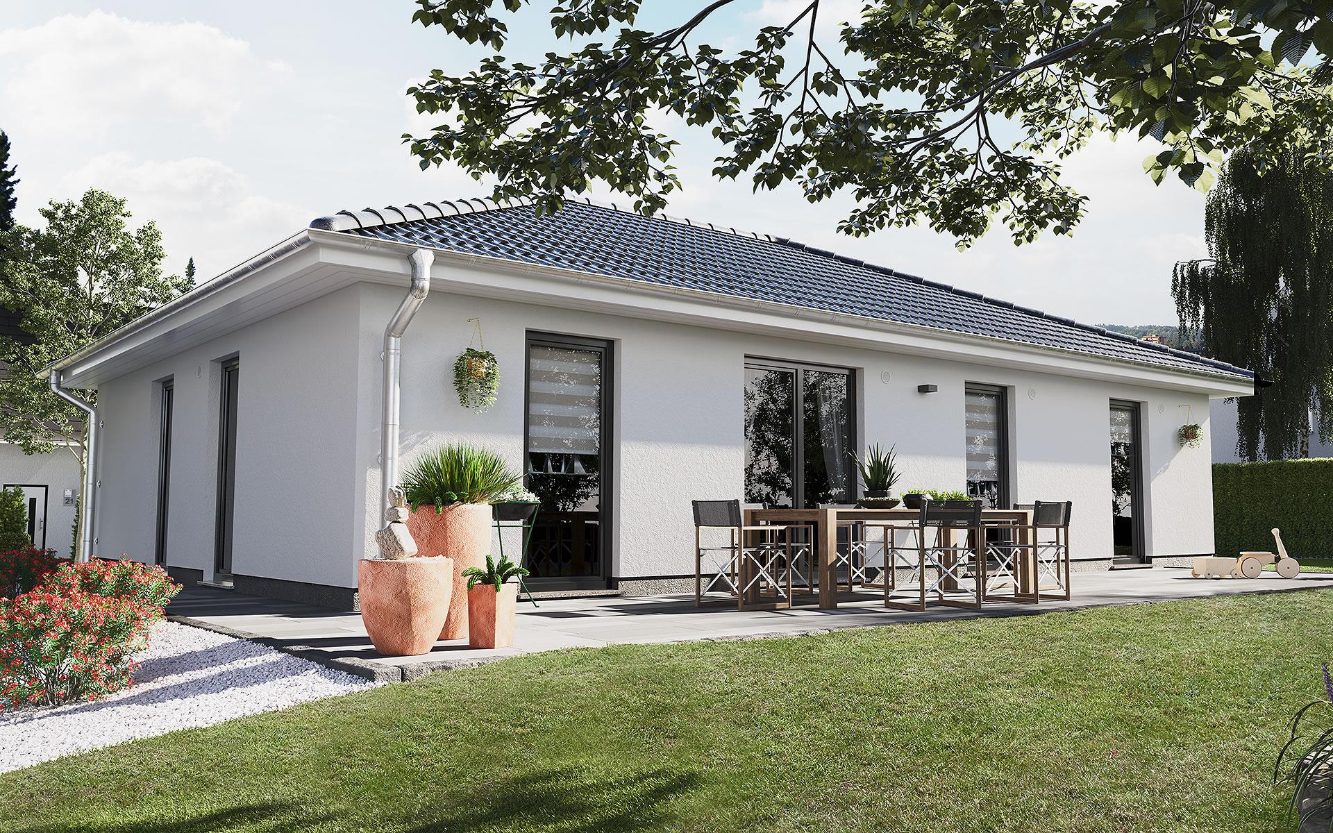 Bungalow 110 von Town & Country Haus Lizenzgeber GmbH