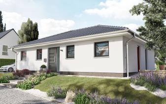 Town & Country Haus - Musterhaus Bungalow 110