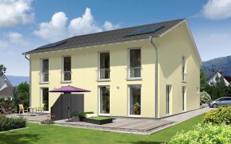 Town & Country Haus - Musterhaus Doppelhaus Aura 125