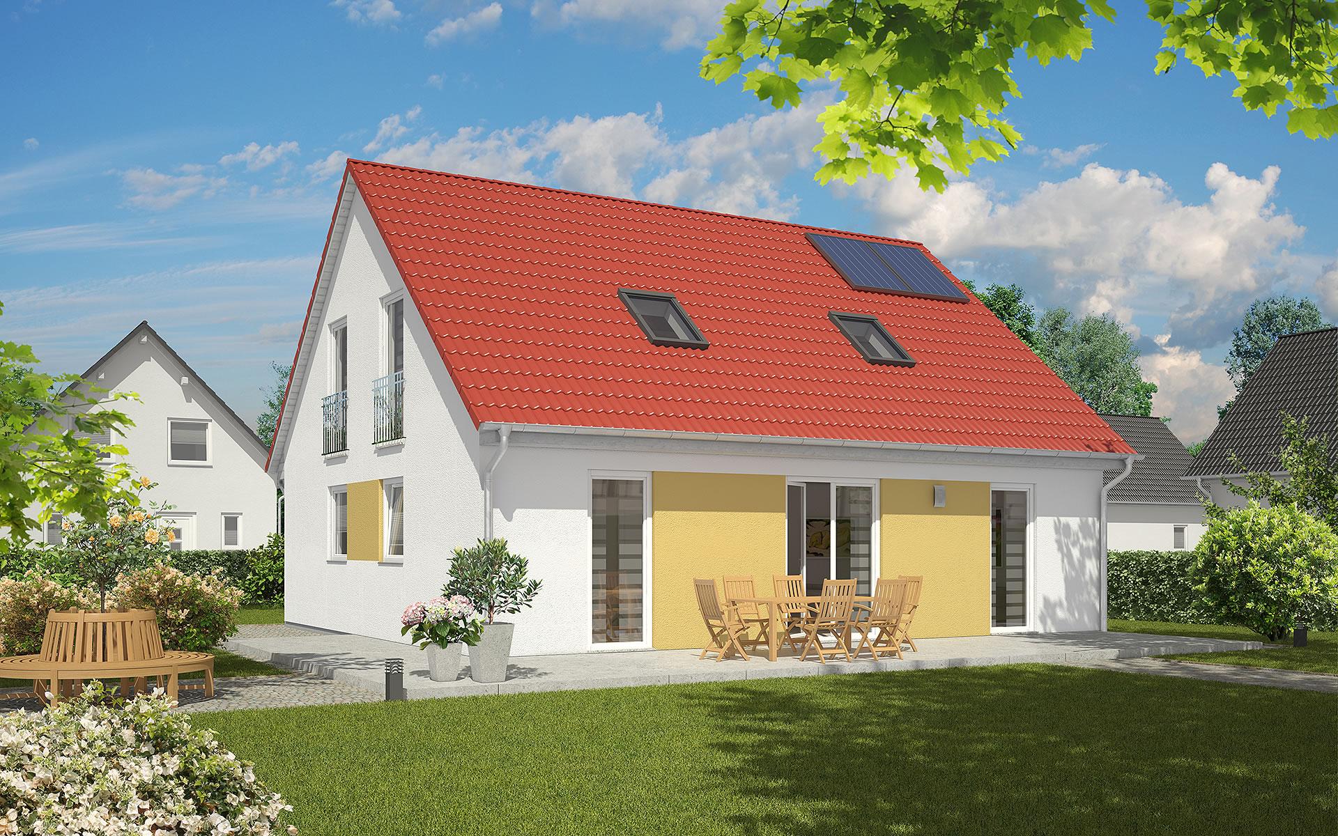 Flair 148 (Mitwachshaus) von Town & Country Haus Lizenzgeber GmbH
