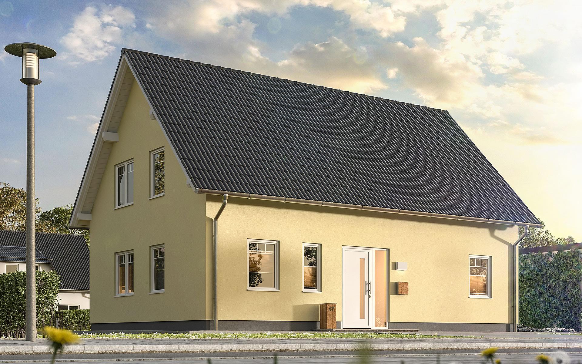 Landhaus 142 von Town & Country Haus Lizenzgeber GmbH