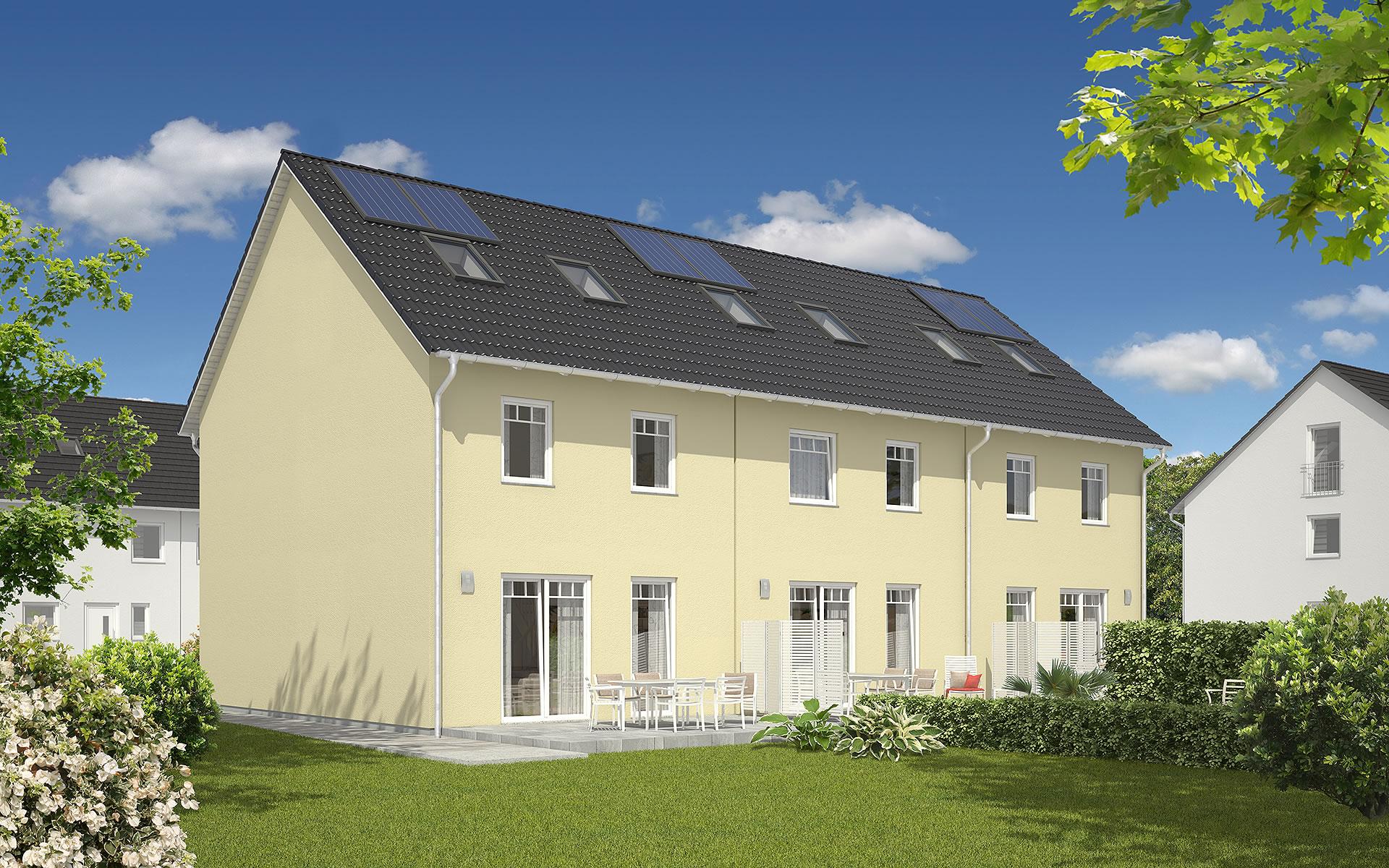 Reihenhaus Mainz 128 von Town & Country Haus Lizenzgeber GmbH