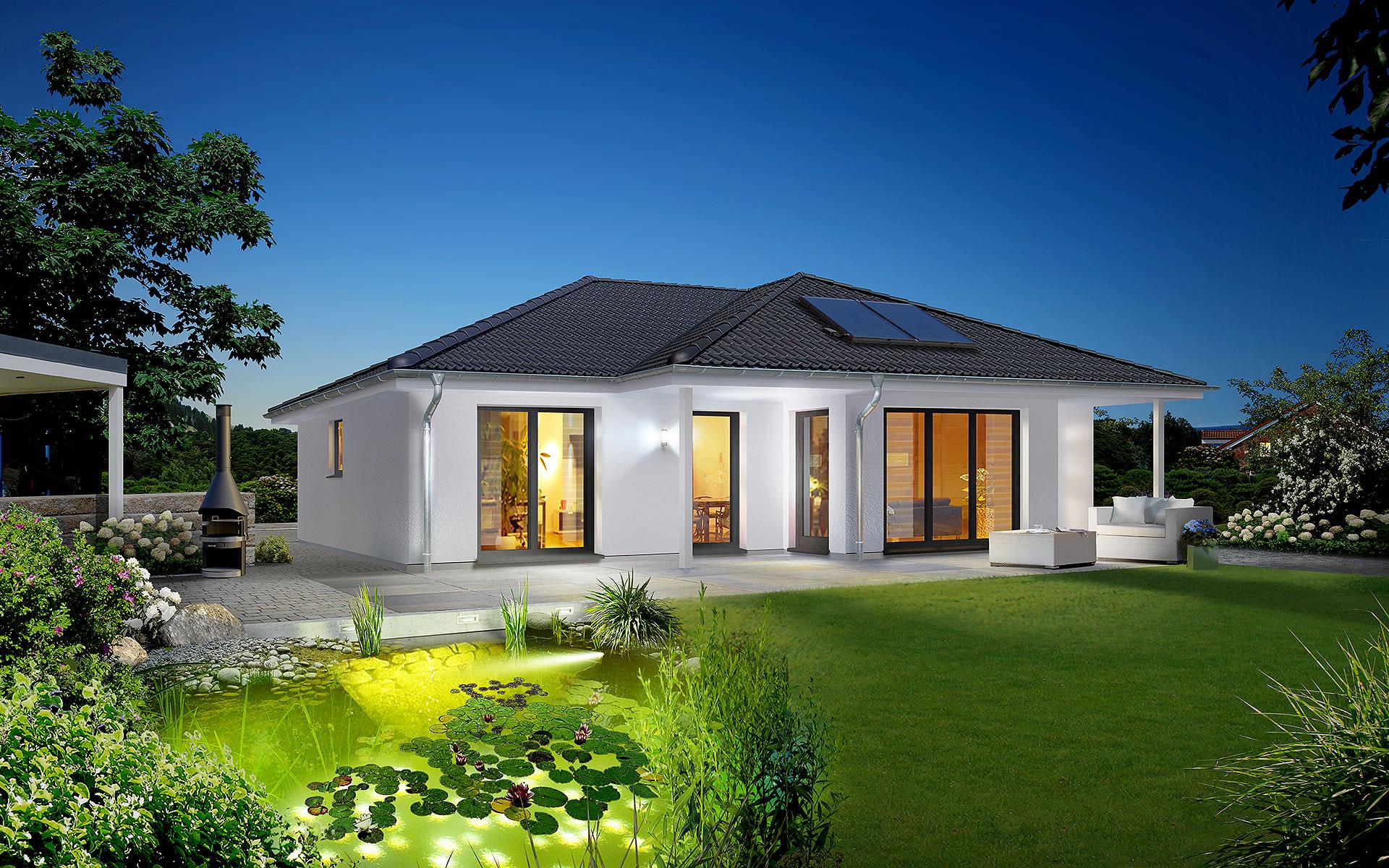 Bungalow 128 von Town & Country Haus Lizenzgeber GmbH