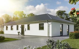 Town & Country Haus - Musterhaus Bungalow 131