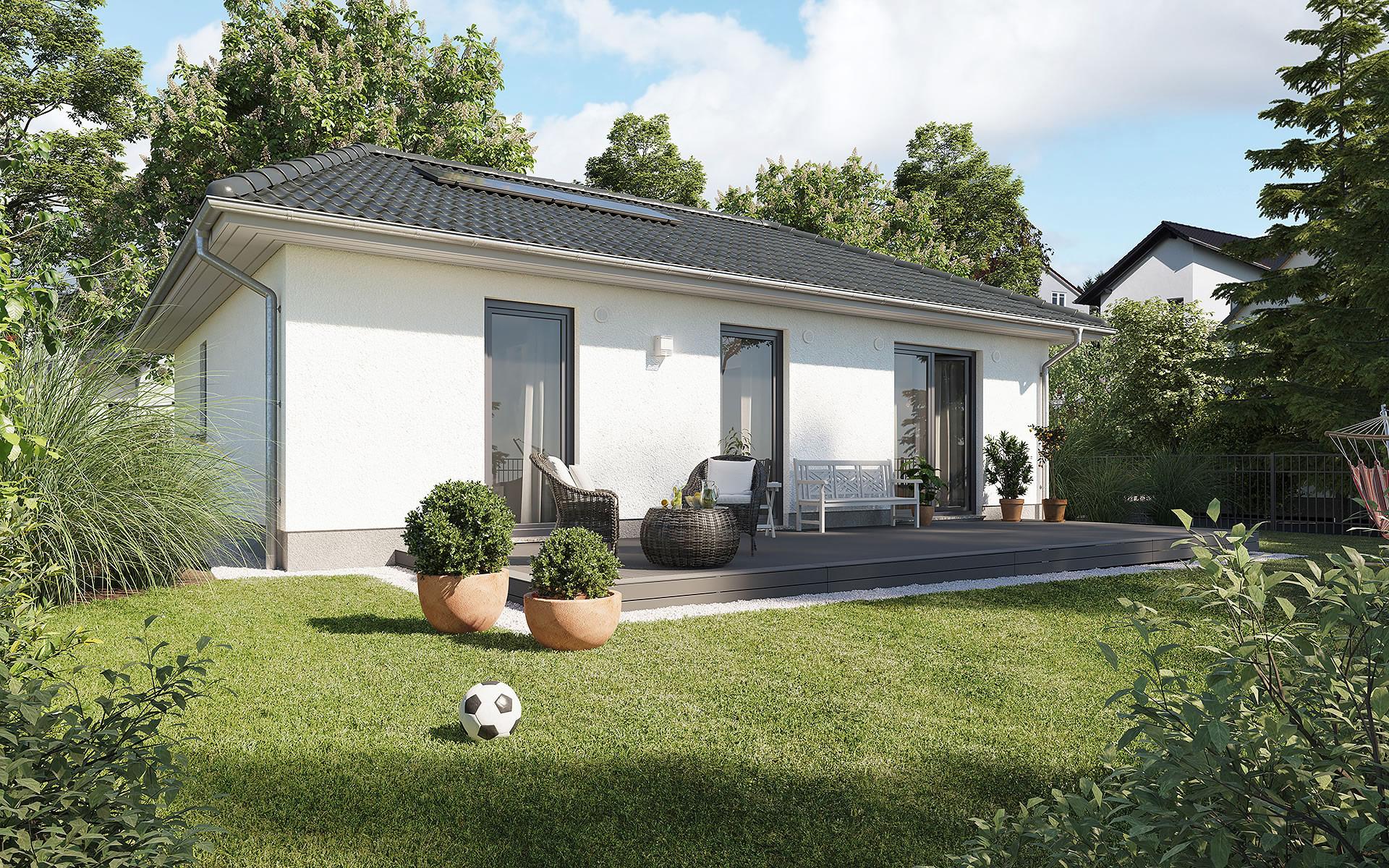 Bungalow 78 von Town & Country Haus Lizenzgeber GmbH