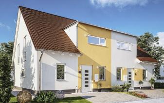 Town & Country Haus - Musterhaus Doppelhaus Duett 125