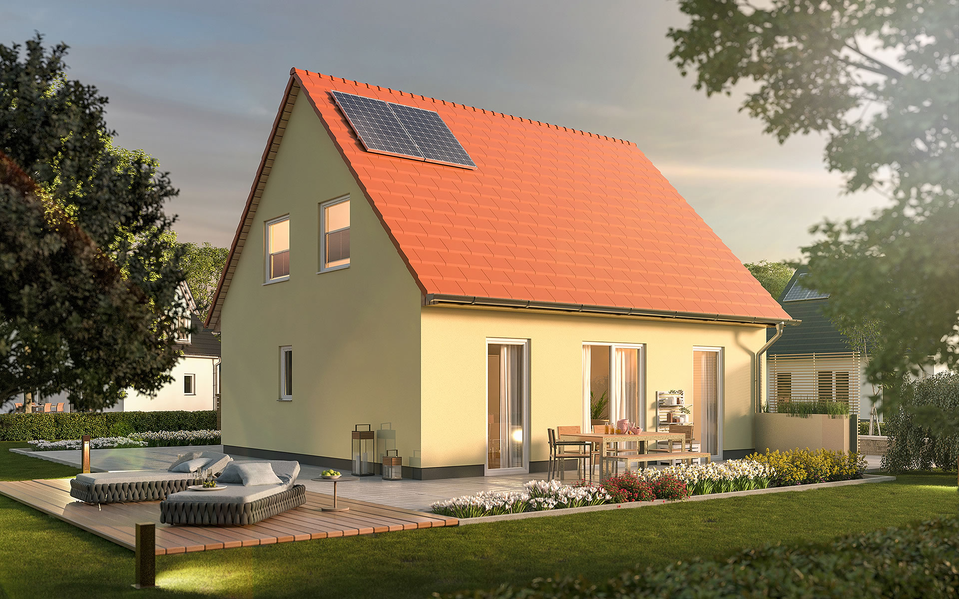 Flair 110 von Town & Country Haus Lizenzgeber GmbH