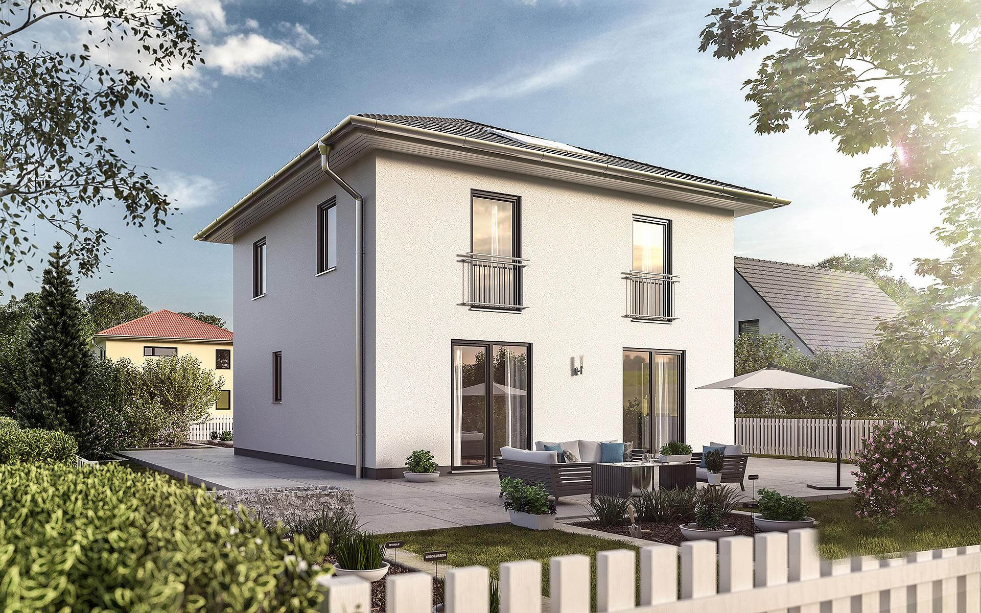 Stadthaus Flair 124 von Town & Country Haus Lizenzgeber GmbH