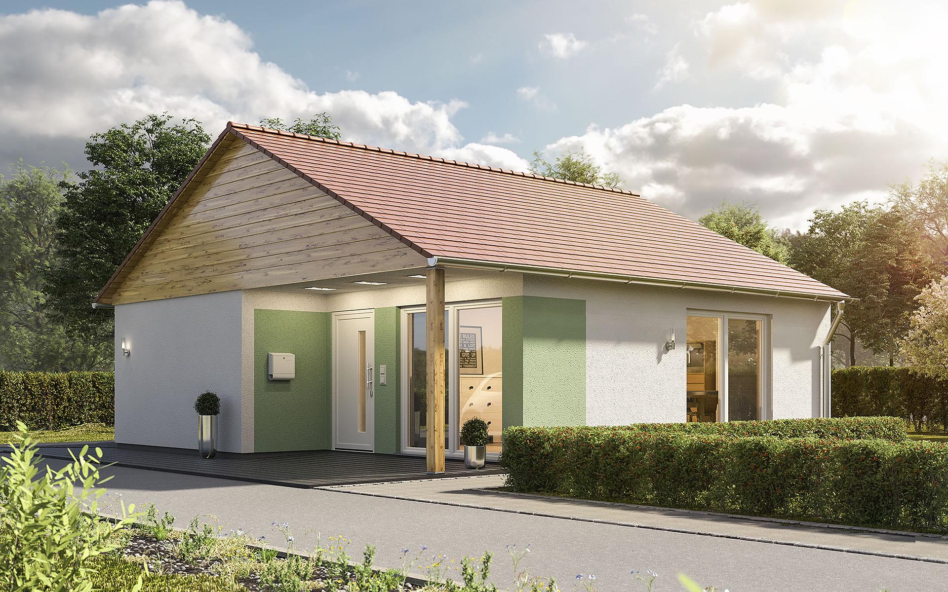 Glückswelthaus 61 - Town & Country Haus Lizenzgeber GmbH