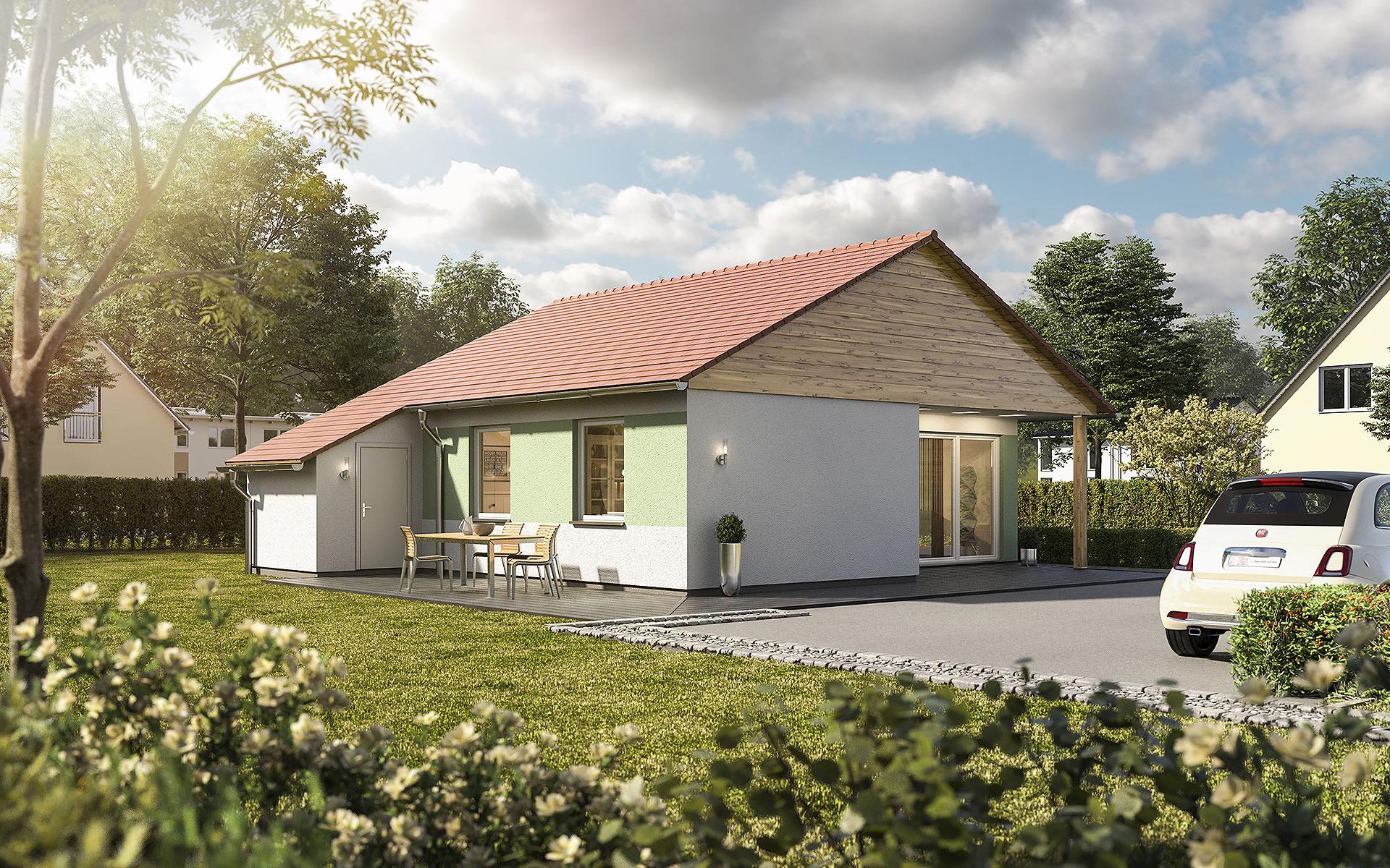 Glückswelthaus 61 von Town & Country Haus Lizenzgeber GmbH