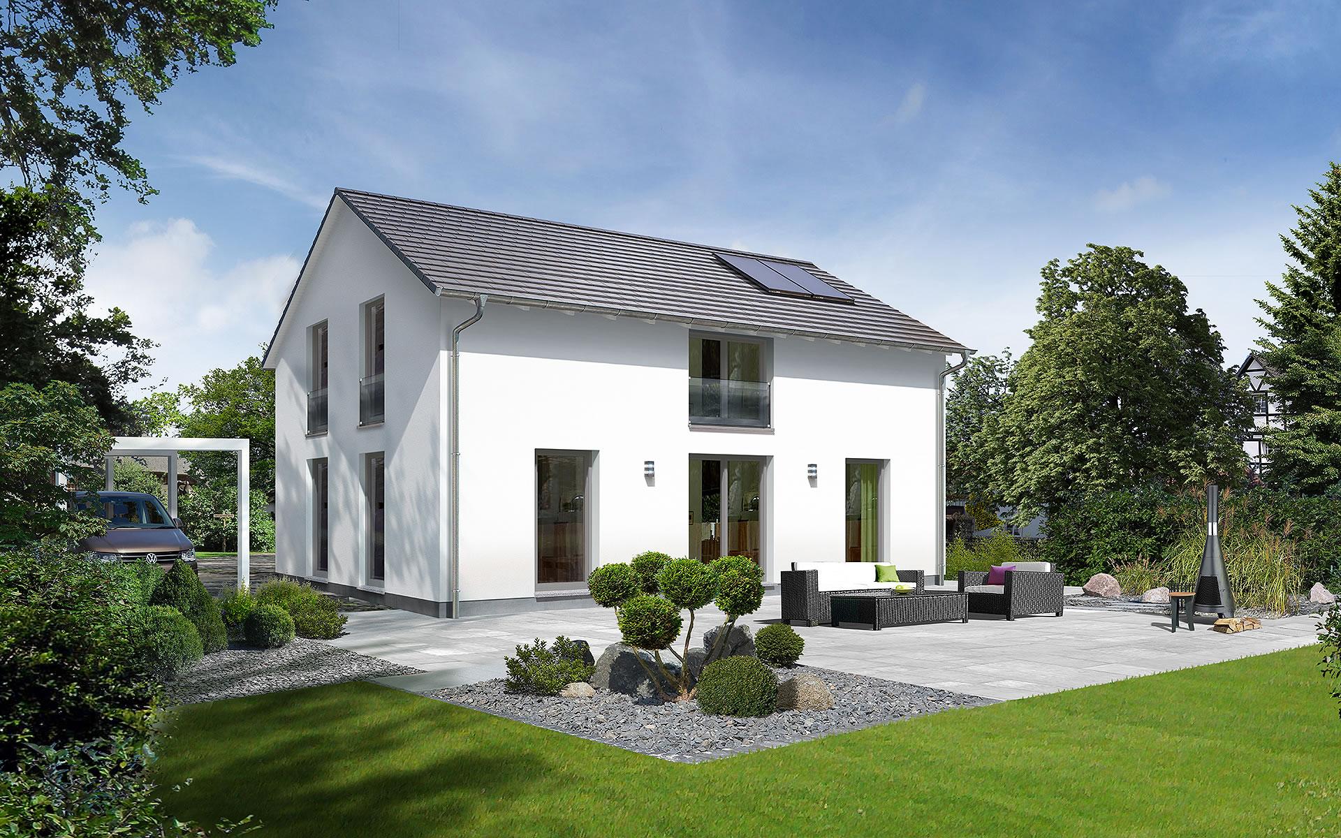 Landhaus 142 - modern von Town & Country Haus Lizenzgeber GmbH