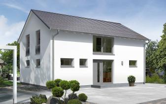 Town & Country Haus - Musterhaus Landhaus 142 - modern