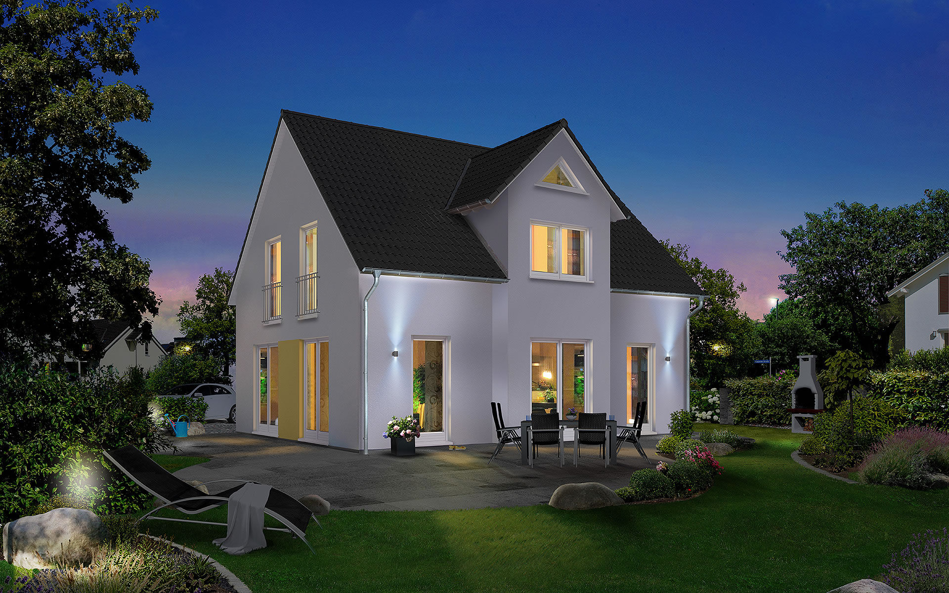 Lichthaus 121 von Town & Country Haus Lizenzgeber GmbH