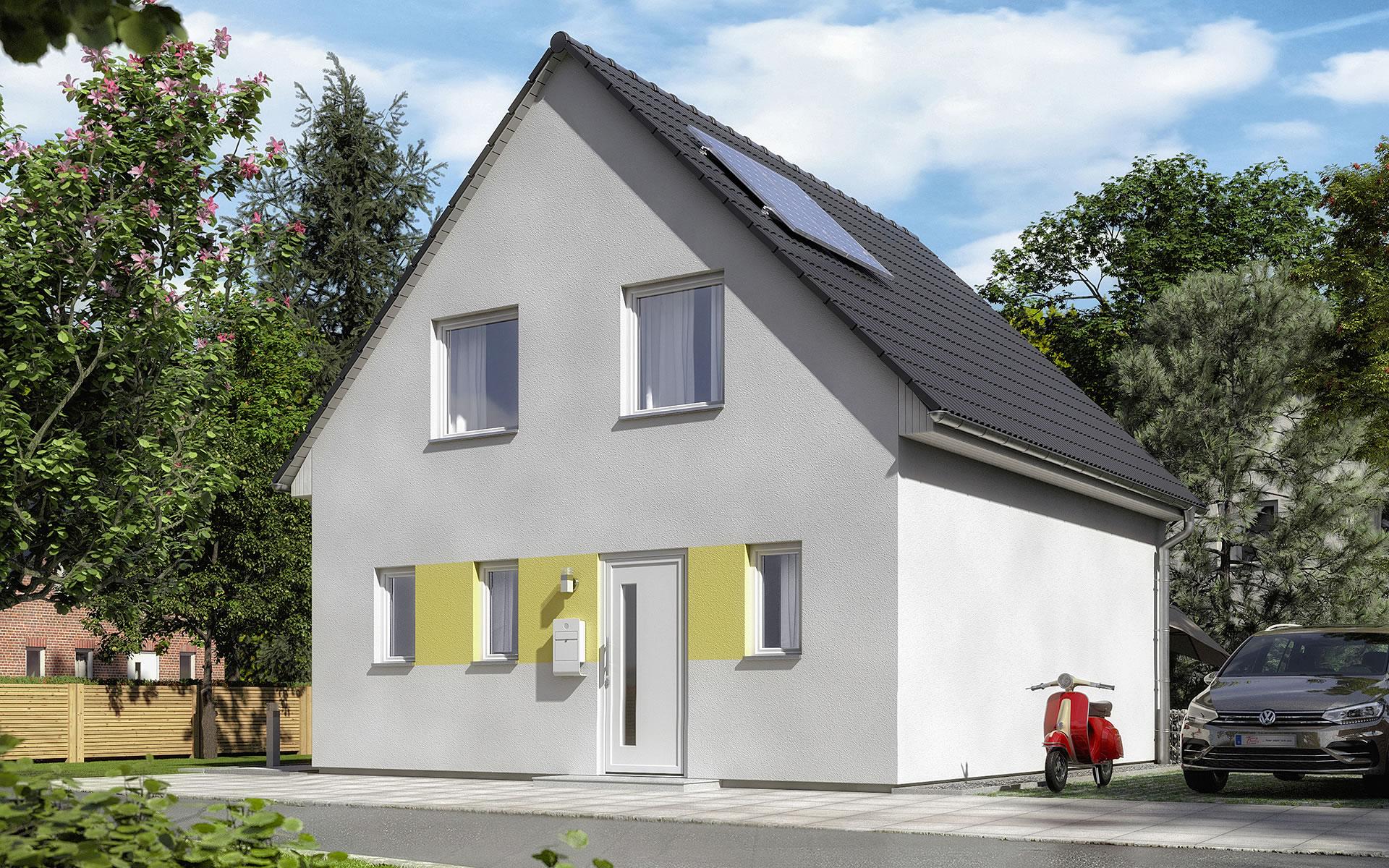 Raumwunder 90 von Town & Country Haus Lizenzgeber GmbH