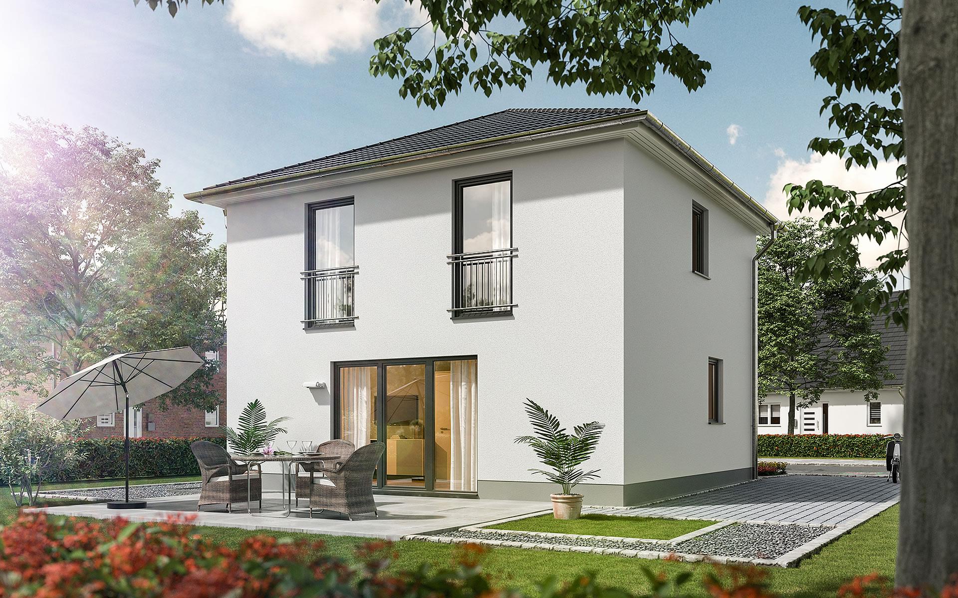 Stadthaus 100 von Town & Country Haus Lizenzgeber GmbH