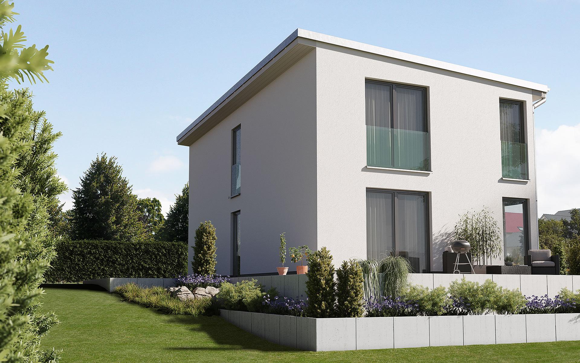 Stadthaus Aura 136 von Town & Country Haus Lizenzgeber GmbH