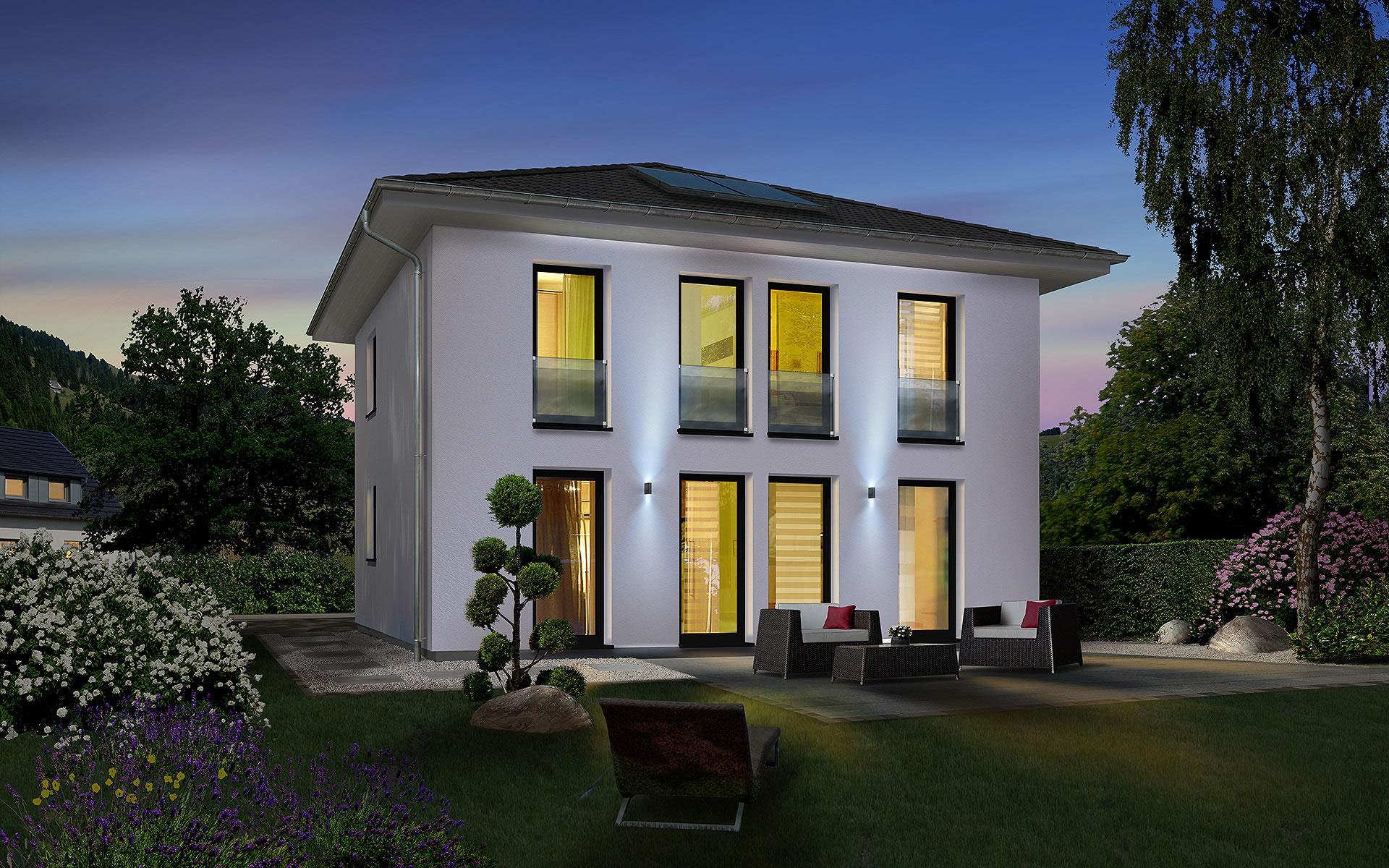 Stadtvilla 145 von Town & Country Haus Lizenzgeber GmbH