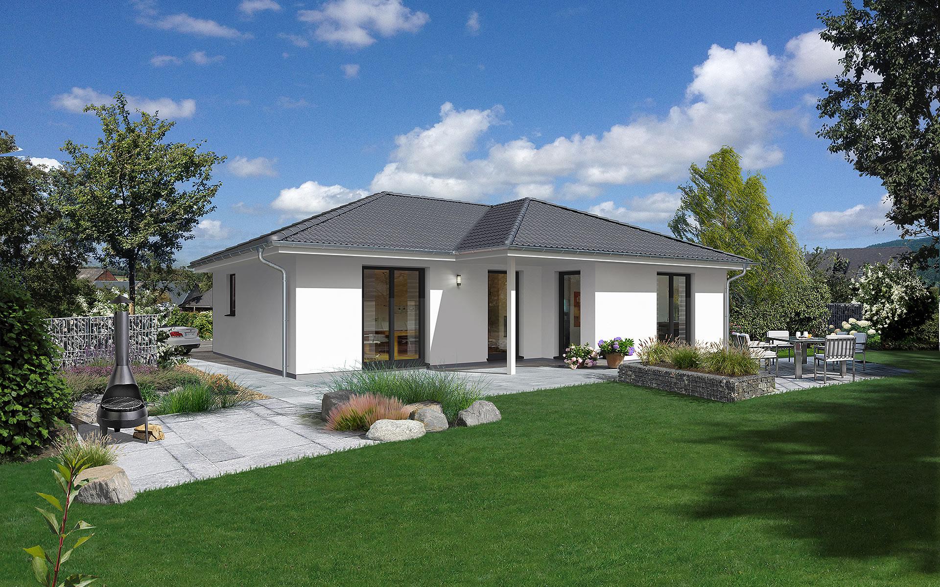 Winkelbungalow 108 von Town & Country Haus Lizenzgeber GmbH