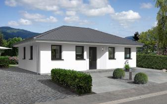 Town & Country Haus - Musterhaus Winkelbungalow 108