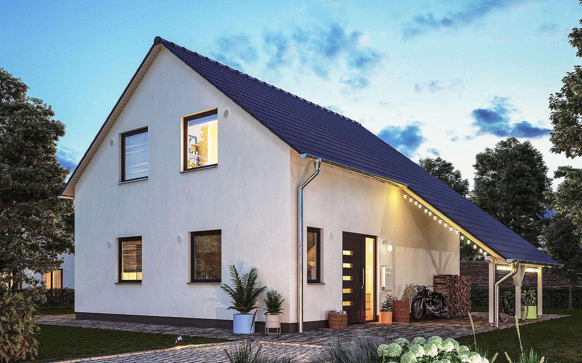 Wintergartenhaus 118 - Town & Country Haus Lizenzgeber GmbH