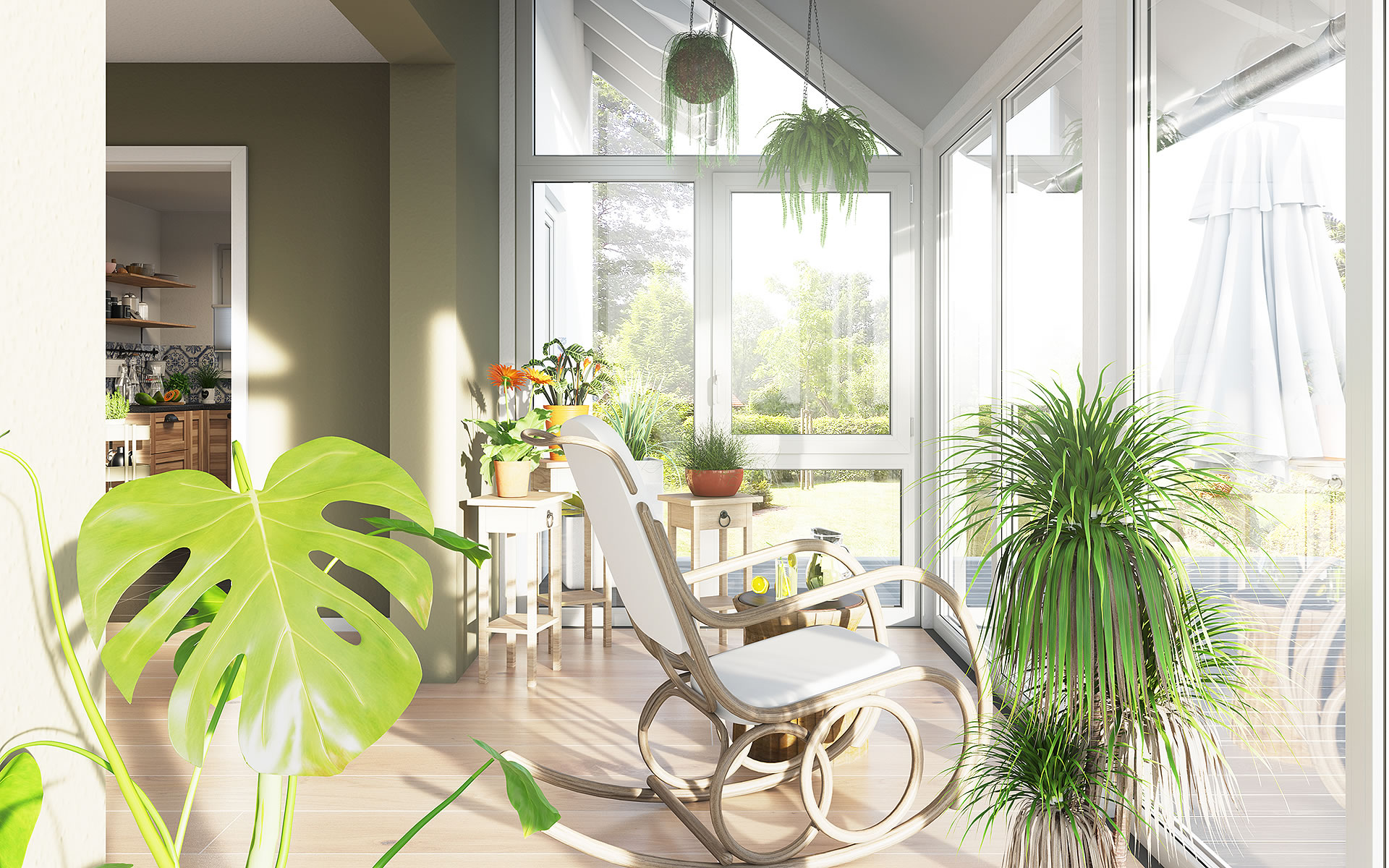 Wintergartenhaus 118 von Town & Country Haus Lizenzgeber GmbH