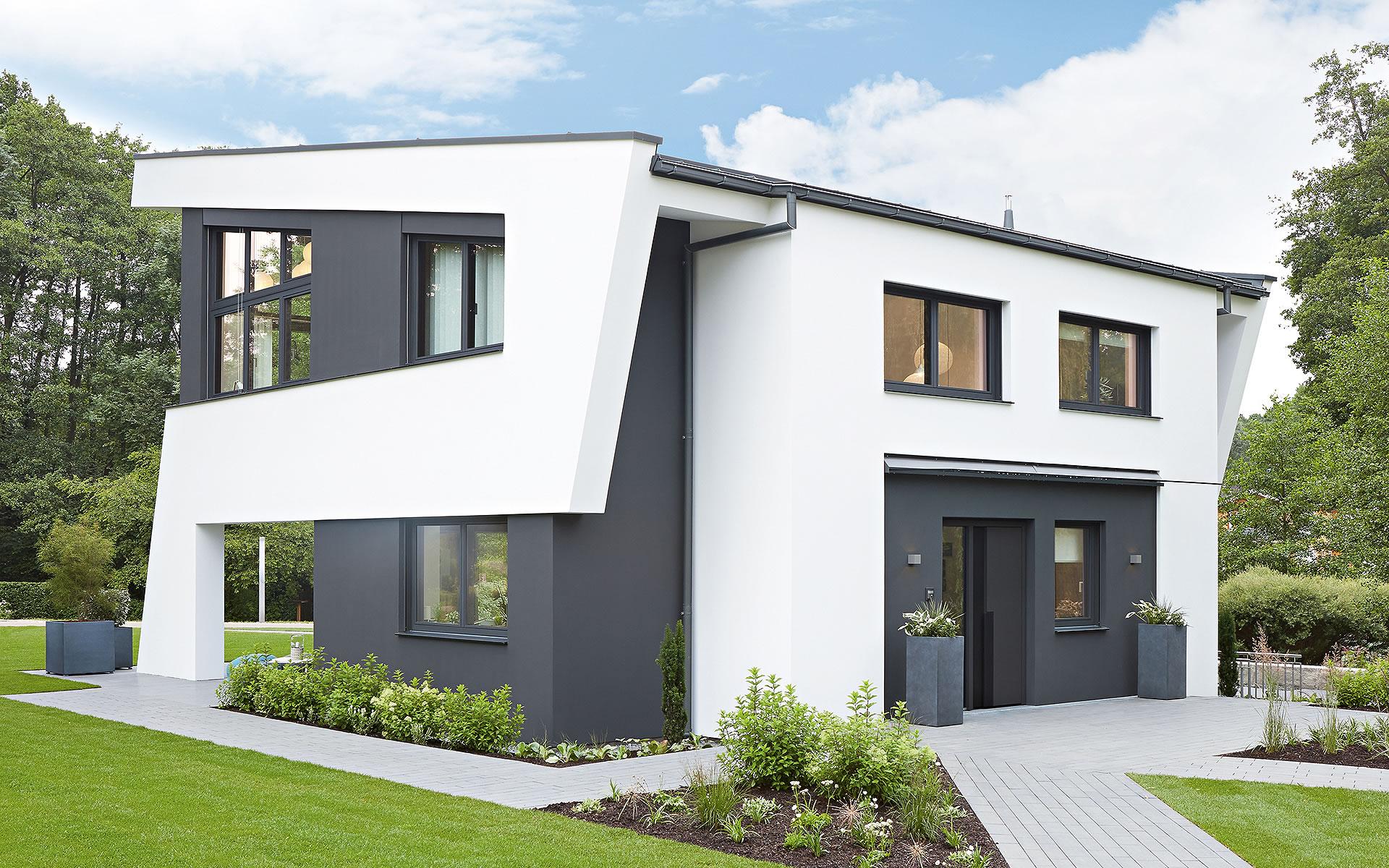 Jubiläumshaus (AH Rheinau-Linx) von WeberHaus GmbH & Co. KG
