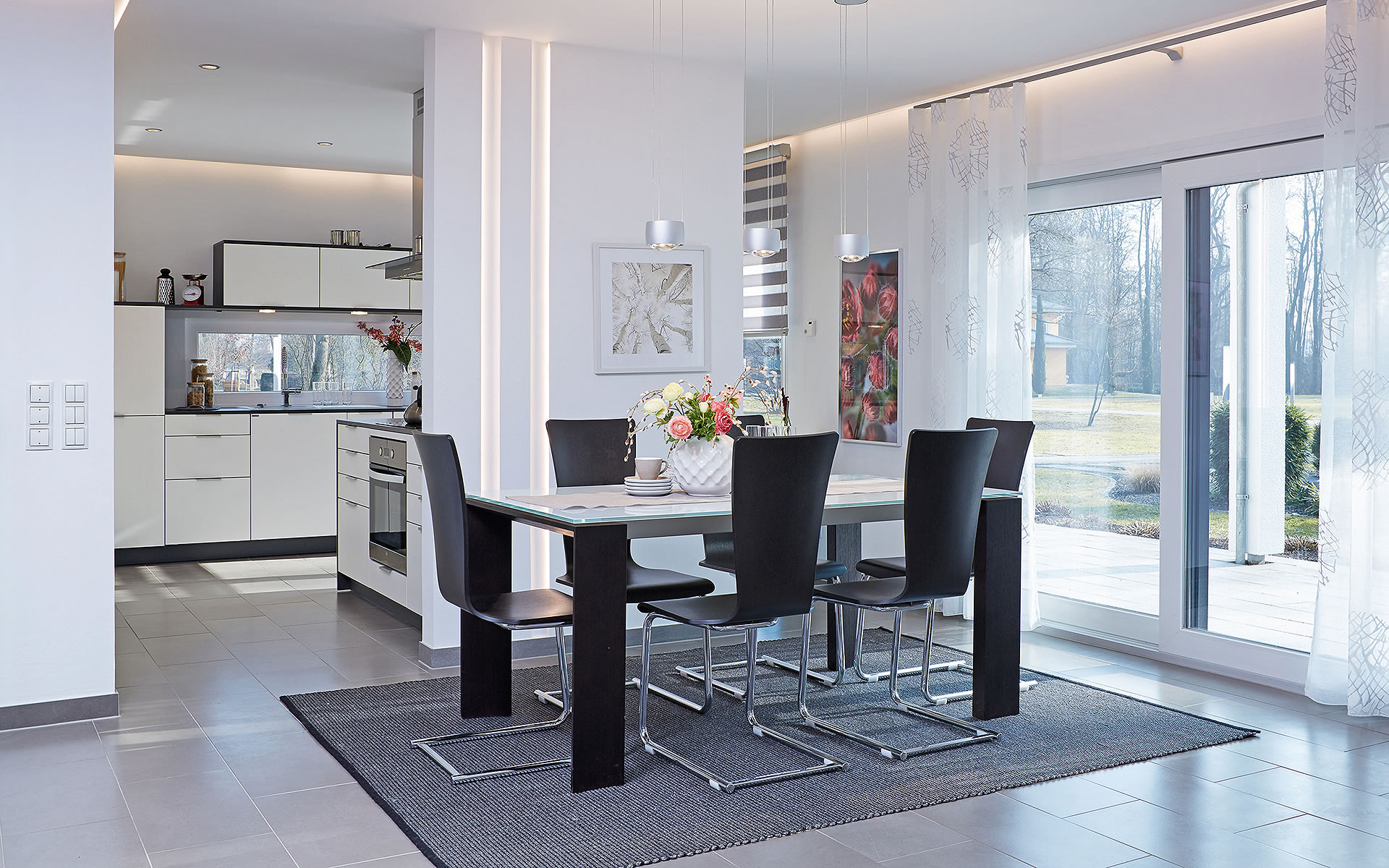 Musterhaus Rheinau-Linx (generation 5.5) von WeberHaus GmbH & Co. KG