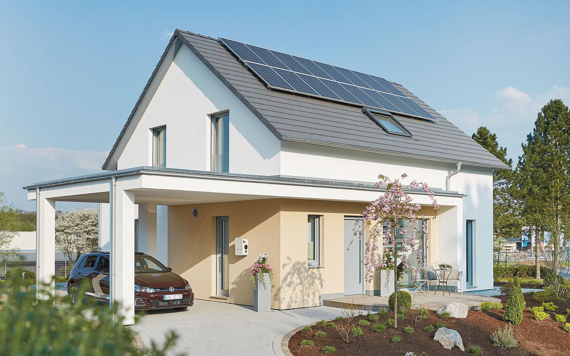 Musterhaus Wenden-Hünsborn (generation5.5) von WeberHaus GmbH & Co. KG
