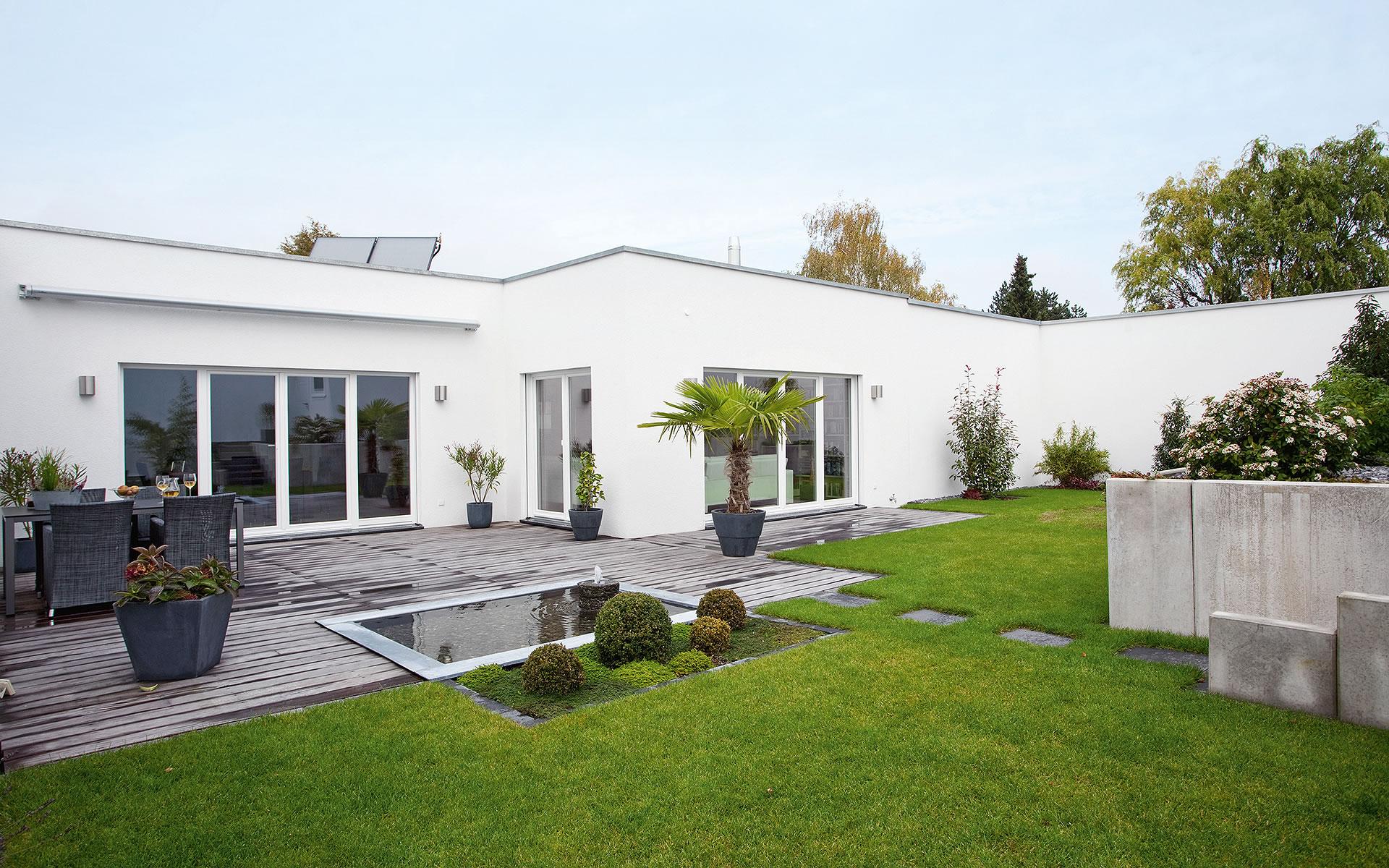 Bungalow (Volz) von WeberHaus GmbH & Co. KG