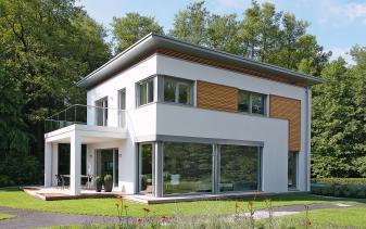 WeberHaus - Musterhaus CityLife 700 (AH Rheinau-Linx)