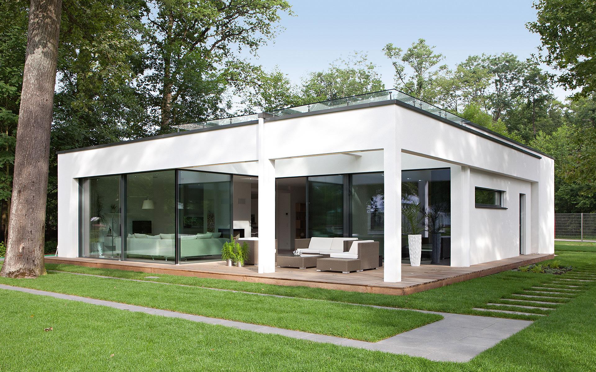 Musterhaus Rheinau-Linx (ebenLeben) - WeberHaus GmbH & Co. KG