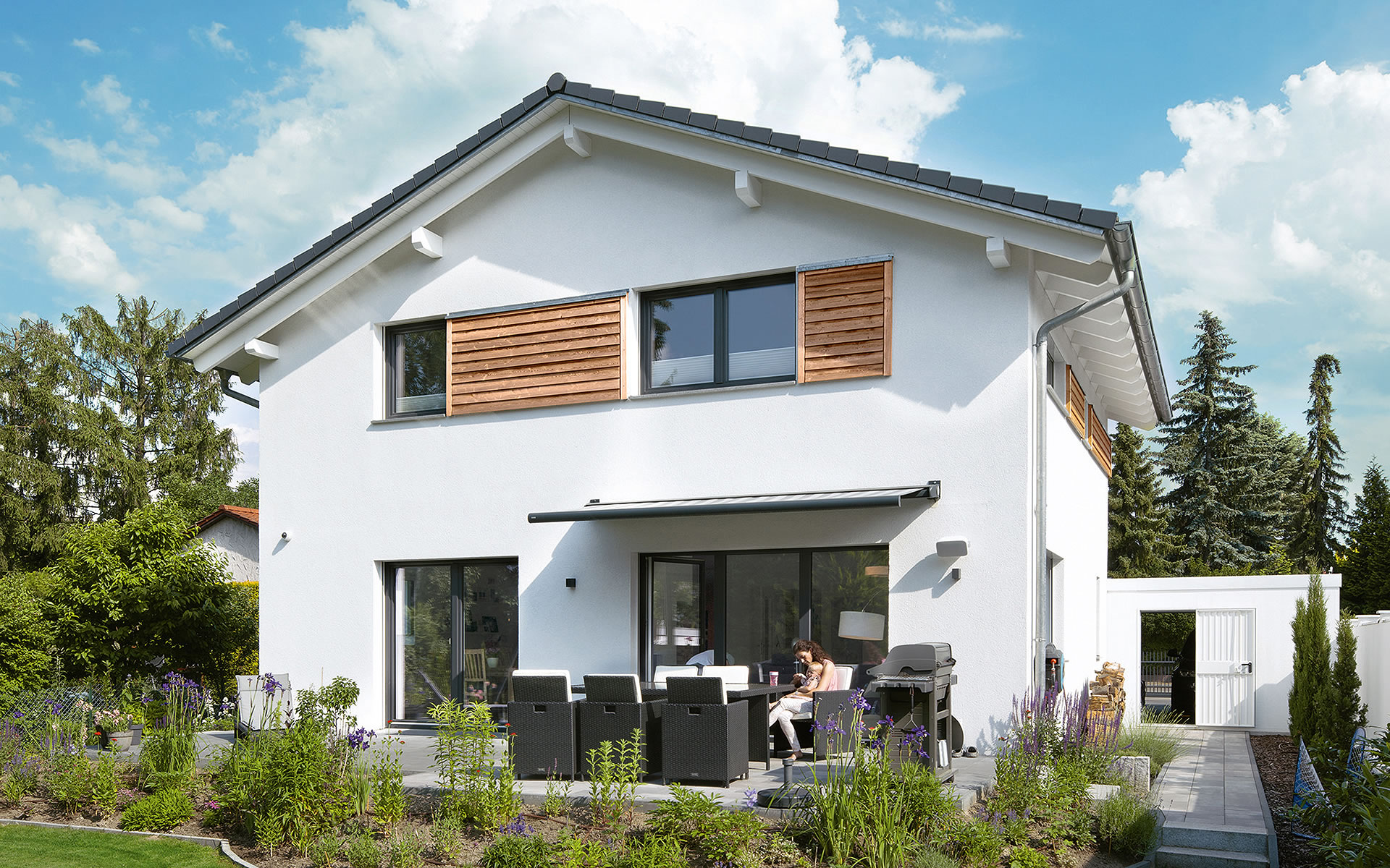 Individual (Greve) von WeberHaus GmbH & Co. KG
