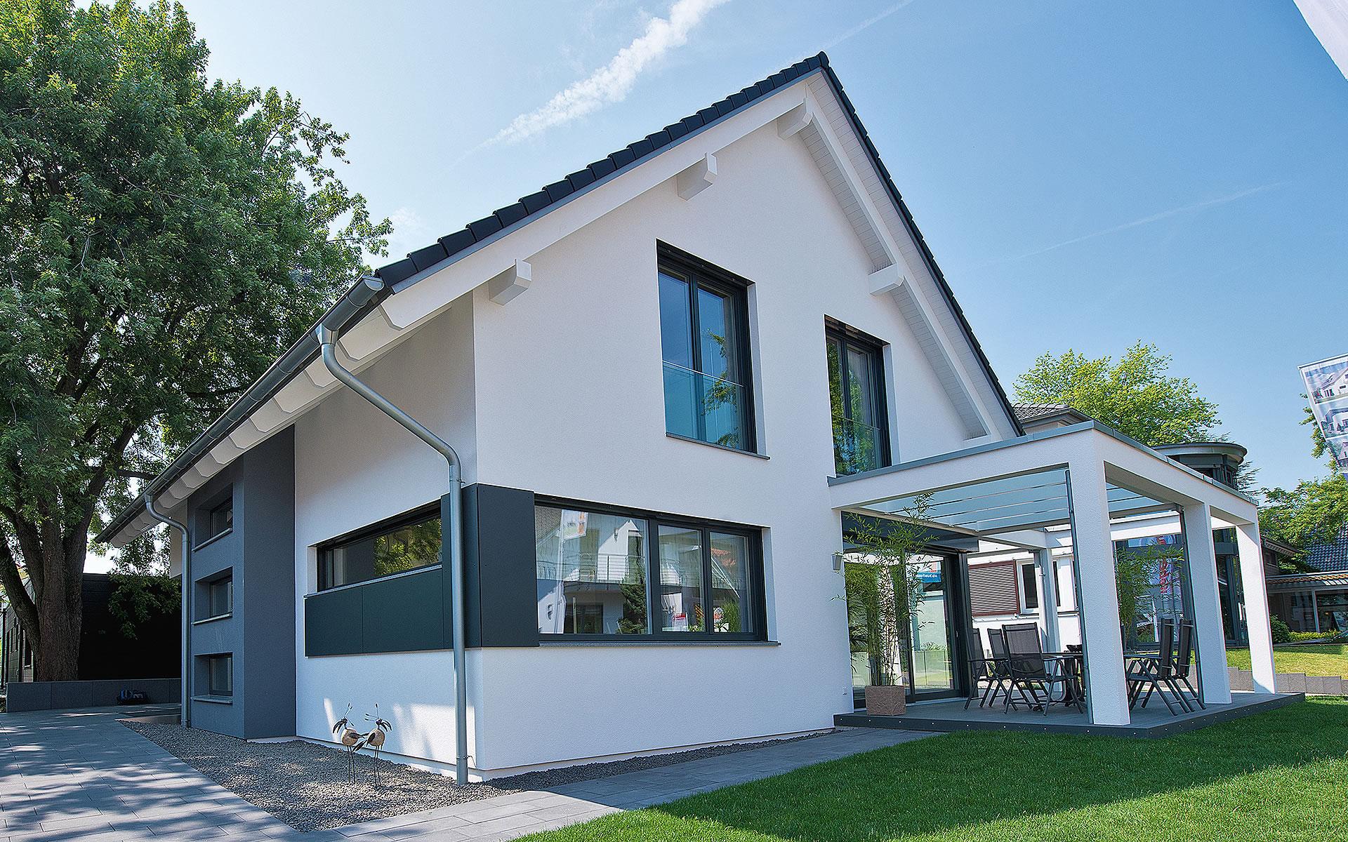 Musterhaus Fellbach (generation 5.5) von WeberHaus GmbH & Co. KG