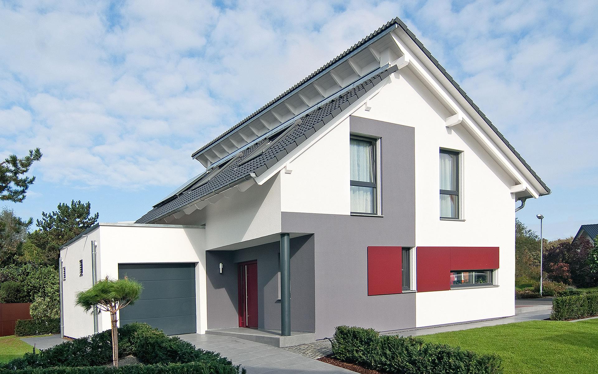 Musterhaus Bad Vilbel (generation 5.5) von WeberHaus GmbH & Co. KG