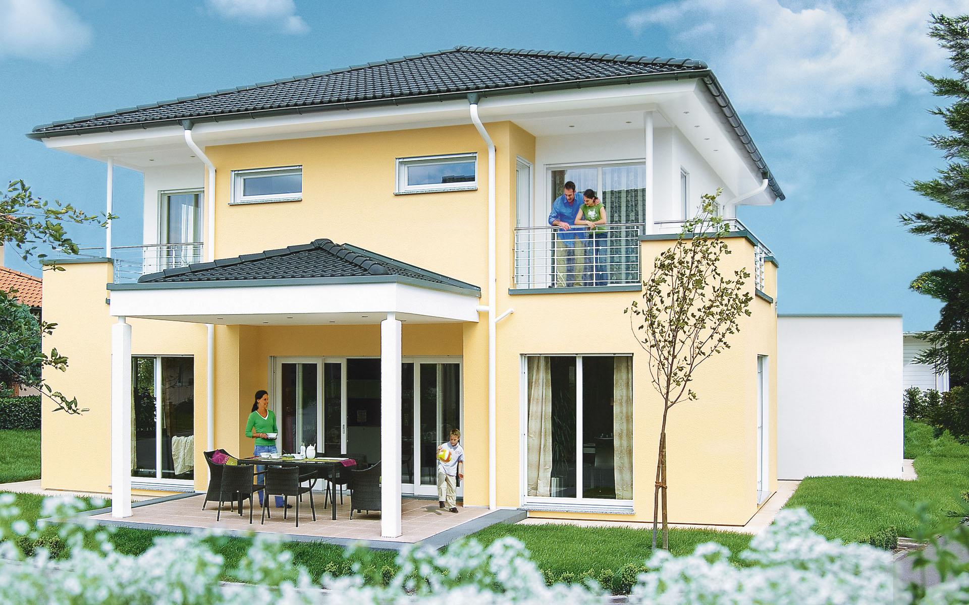 Stadtvilla (AH Mannheim) von WeberHaus GmbH & Co. KG