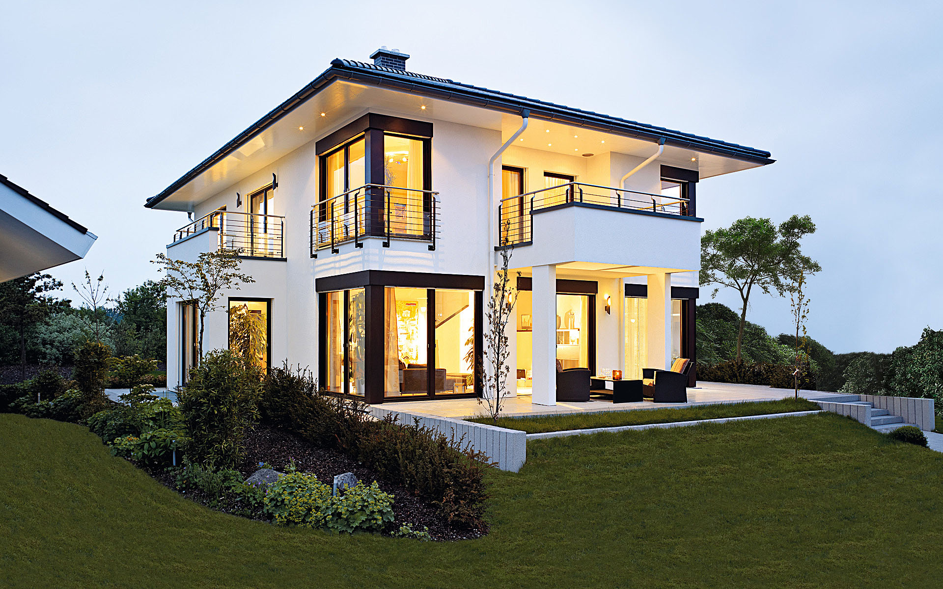 Stadtvilla (AH München) von WeberHaus GmbH & Co. KG