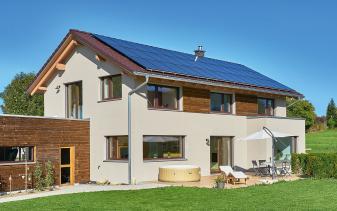 WeberHaus - Musterhaus sunshine 300 (Boneberg)