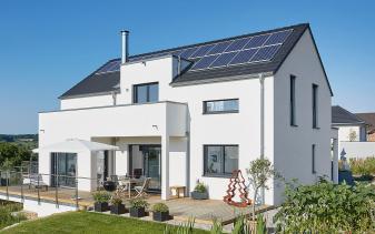 WeberHaus - Musterhaus sunshine 310 (Reiter)