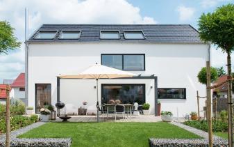 WeberHaus - Musterhaus sunshine 300 (Friemert)