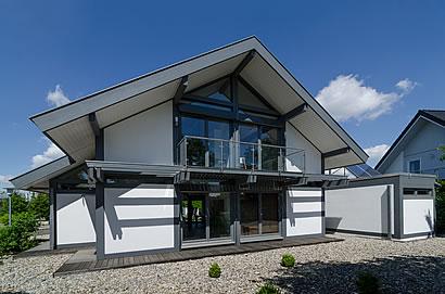 Das Musterhaus Mannheim Ästhetik erstrahlt in neuem Glanz! Foto: Meisterstück HAUS