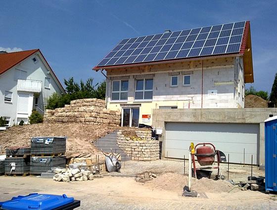 Leben im Passivhaus. Foto: e-gabi (CC0 1.0)