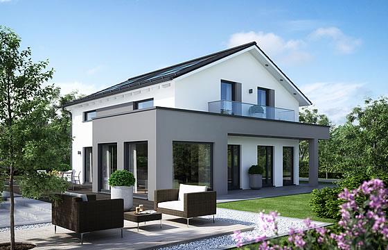 Ein Traumhaus für alle, die mehr vom Leben wollen. Foto: Living Haus